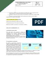 Guía noveno biología primer periodo