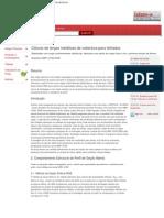 Cálculo de terças metálicas de cobertura para telhados - PORTAL METÁLICA