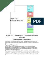 Pwm Puls With Modulator 4qd