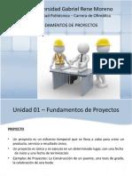 Clase 01 Proyectos