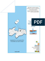 Relátorio municipio Barra de Santa Rosa