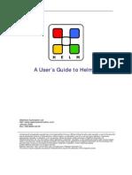 Helm User Guide