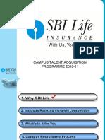 SBIL Presentation
