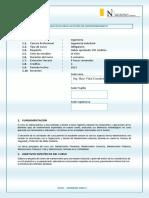 1 - Syllabus Gestión del mantenimiento 2015