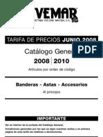 Tarifa LIVEMAR 2008