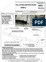 N88001 Hitch Instructions