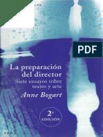 Bogart, Anne - La preparación del director. Siete ensayos sobre teatro y arte.pdf