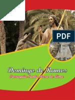 Domingo de Ramos- Parroquia