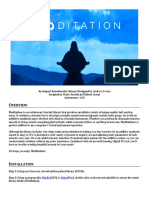 Impact Soundworks Meditation (Manual)