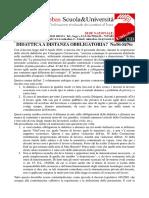 DADobbligatoria COMUNICATO 9 4 2020