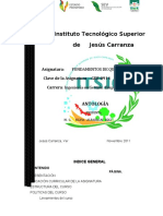 Antología Fundamentos de Química GEF-0914