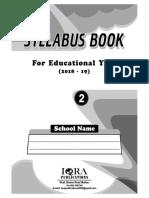 Iqra syllabus book 2 (2018) Single.pdf