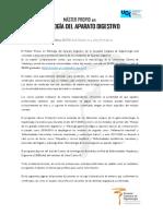 PATOLOGIAS APARATO DIGESTIVO