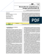Ntp_856 Desarrollo de Competencias y Riesgos Psicosociales