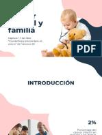 Cáncer infantil y familia