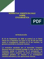 NORMATIVA VIGENTE CHILE