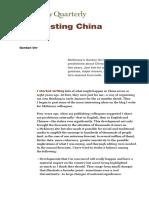 Forecasting China.pdf