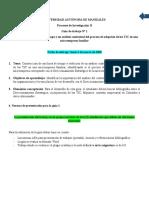 Guía 1. Elaboración línea de tiempo y análisis contextual