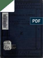 pdfAnthologia Latina 1895 full supplement
