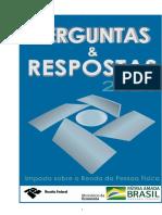 Perguntas e respostas sobre IRPF 2020