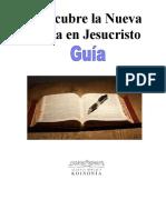 Descubre la Nueva Vida en Jesucristo - Guía definitiva.docx