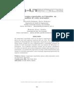 Compromiso del exportador en colombia
