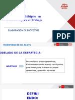 ESTRATEGIA DE ELABORACION DE PROYECTOS   4