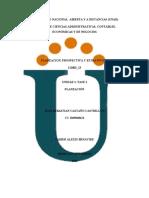 Fase 2. Planificar - Elaborar el diagnóstico de la empresa elegida