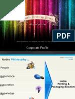 Noble Corporate Presentation