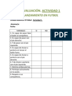 TABLA EVALUACIÓN- Actividad 1