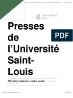 Philosophie sociale et reconnaissance mutuelle chez Paul Ricœur