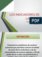 LOS INDICADORES DE LA SALUD (1)