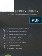 contemporarypoetry-120302221856-phpapp01