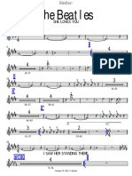 Medley The Beatles Baritone Saxophone