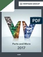 Комплектующие катка hamm_parts2017