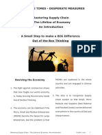 1-Introduction-Restoring Supply Chain-The Lifeline of Economy