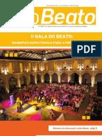 """Edição de Outubro de 2010 do Boletim Informativo """"O Beato"""""""