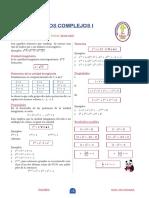 NUMEROS COMPLEJOS I 3ERO SECUNDARIA.pdf