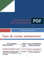 Classificao rochas sedimentares-
