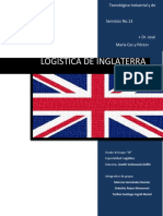 LOGÍSTICA DE INGLATERRA