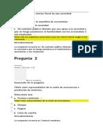evaluacion U3 derecho comercial