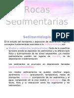 ROCAS SEDIMENTARIAS-resumen