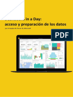 Lab 1 - Accessing and Preparing Data Steps