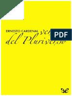 Versos del Pluriverso - Ernesto Cardenal