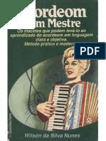 Método - Acordeon Sem Mestre - Wilson da Silva Nunes