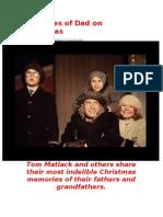 Memories of Dad on Christmas