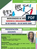 PRES. MÓDULO - MARZO 2 2020