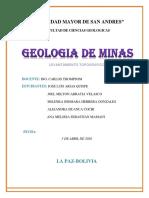 informe ¨levantamientos topograficos¨ .pdf