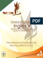 Inglés V