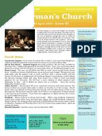 st germans newsletter - 26 april 2020 easter iii